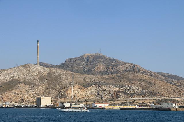 Cartagena Tourist Boat