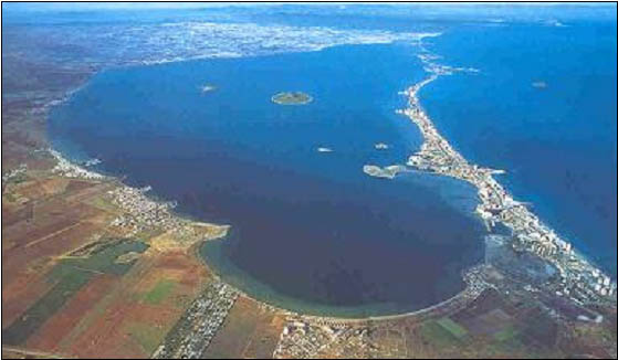 Mar Menor Lagoon